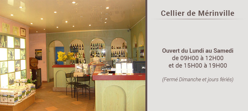 photo Cellier de Merinville Minervois