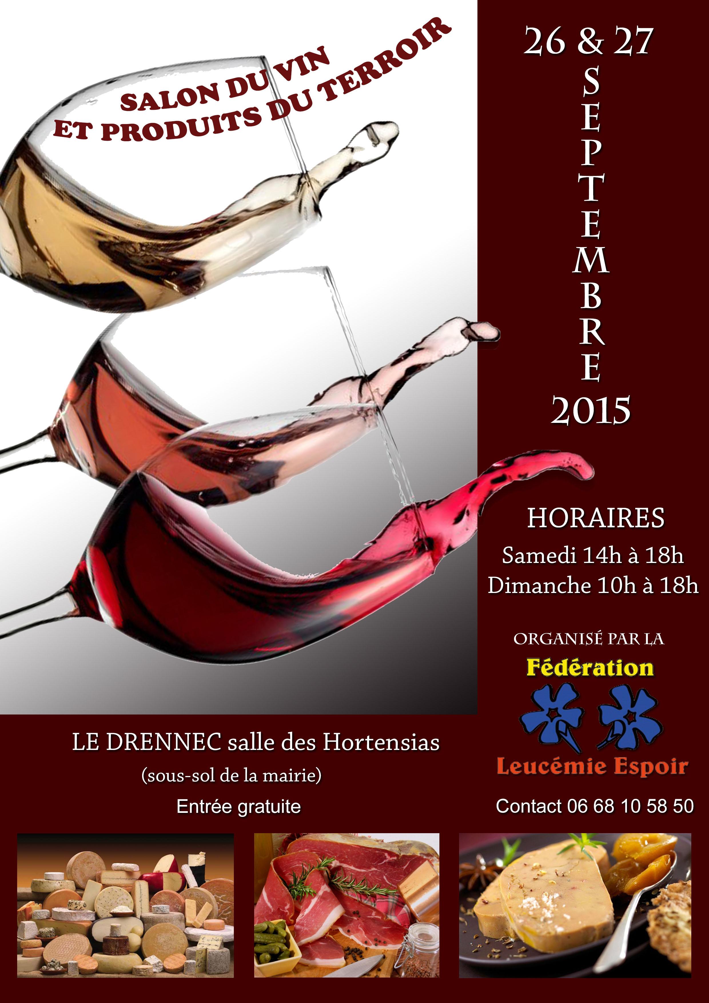 Alliance minervois vignerons r unis salon du vin et for Salon du vin toulouse 2017